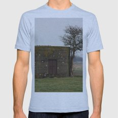 Keeping Guard Mens Fitted Tee Athletic Blue SMALL