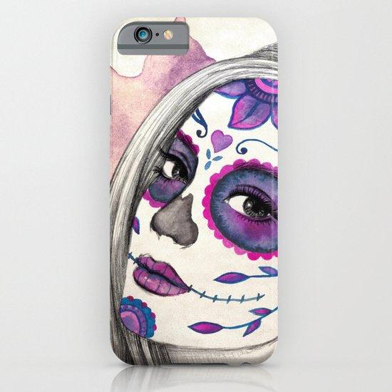 Sugar Skull Girl iPhone & iPod Case