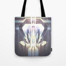 Crystal Eye Tote Bag