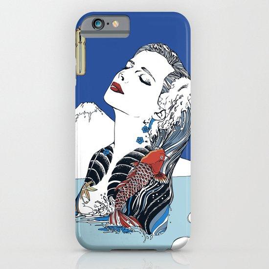 Onsen iPhone & iPod Case