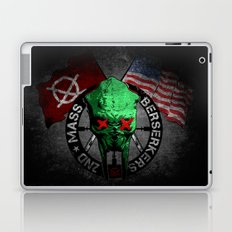 Falling Skies - Berserkers (No-One Fucks the 2ND Mass) Laptop & iPad Skin