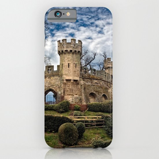 Ruins of Warwick iPhone & iPod Case