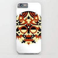 iPhone Cases featuring Meditation by El Lona Blanca