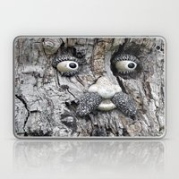 Tree Face Laptop & iPad Skin