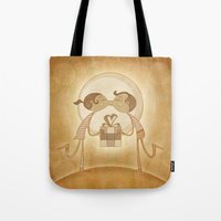 Beso2 Tote Bag