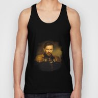 Ricky Gervais - Replacef… Unisex Tank Top