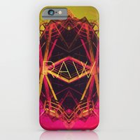 iPhone & iPod Case featuring R.A.W. by Molzography