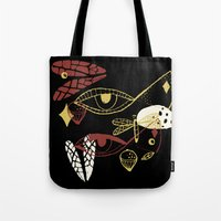 night view Tote Bag
