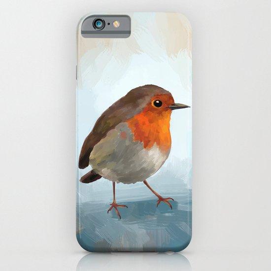 Robin iPhone & iPod Case
