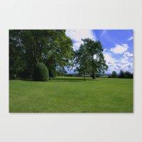 The Glen, Dunfermline - Fife, Scotland Canvas Print