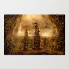Die Unterwelt Canvas Print