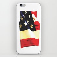 American Homemaker  iPhone & iPod Skin