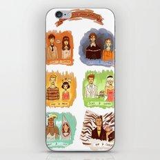 My favorite romantic movie couples iPhone & iPod Skin