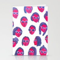 Sunglasses Stationery Cards