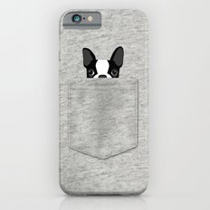 Pocket Boston Terrier - … iPhone 6 Slim Case