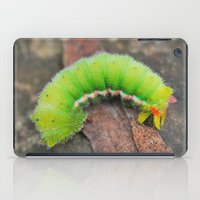 Caterpillar iPad Case