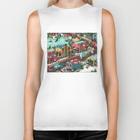 This Place is a Zoo! Biker Tank