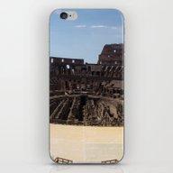 Coliseum iPhone & iPod Skin