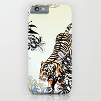 iPhone & iPod Case featuring Tiger Tiger by Aimee St Hill
