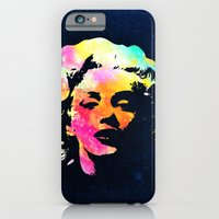 iPhone & iPod Case featuring Marilyn by Fimbis