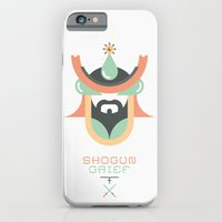 iPhone & iPod Case featuring Shogun Grief (Japan Contrasts series) by Timvandenbroeck