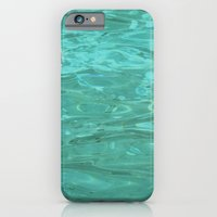 iPhone & iPod Case featuring The Water by Elise Tyv