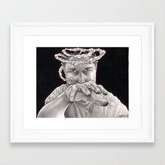 Heinsight Framed Art Print