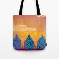 Chantily Castle II Tote Bag