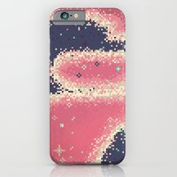 Pink Midnight Galaxy (8B… iPhone 6 Slim Case