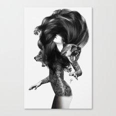 Bear #3 Canvas Print