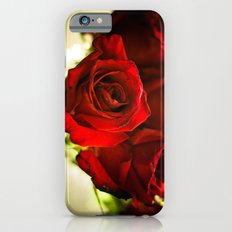 I Punched The Flowers You Gave Me, And Now I'm Sending Them Back Slim Case iPhone 6s