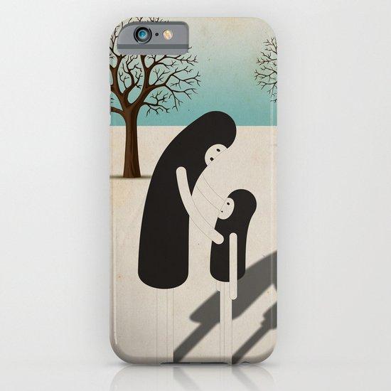 padre/figlio iPhone & iPod Case