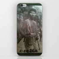 Guerilla Clone B-Side iPhone & iPod Skin