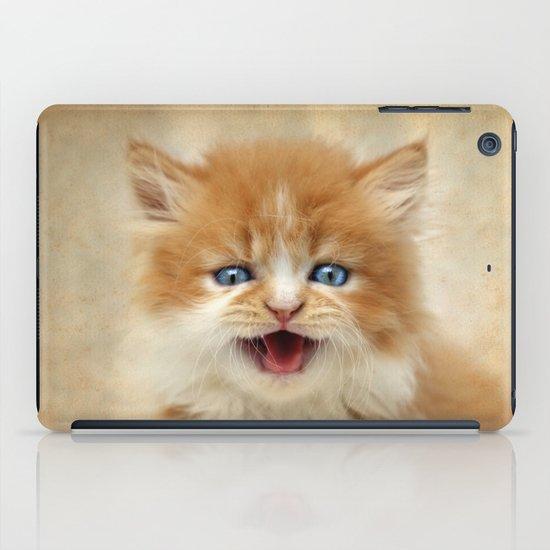 Where's My Dinner? iPad Case