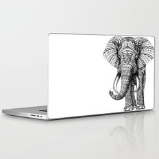 Ornate Elephant Laptop & iPad Skin