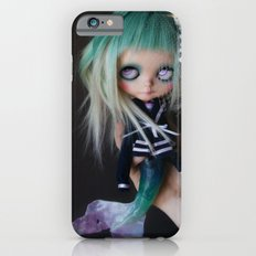 LITTLE MARINERITA SIREN (Ooak BLYTHE Doll) iPhone 6 Slim Case