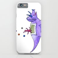 iPhone & iPod Case featuring Trick-ceratops! by Theresa Flaherty