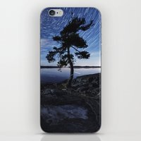 Stillness of Night iPhone & iPod Skin