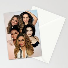Fifth Harmony Stationery Cards