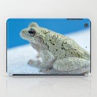Ribbit iPad Case