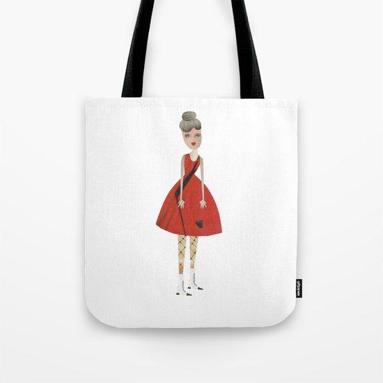 Vintage mum Tote Bag
