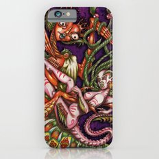 Mentalice and the Queen of heart iPhone 6 Slim Case
