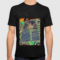 Jardin 4 Mens Fitted Tee Tri-Black SMALL
