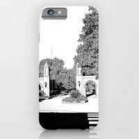 iPhone & iPod Case featuring bloomington III by Jette Geis