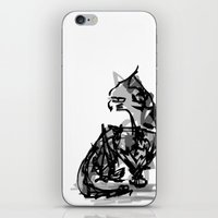 Mousey Mousey iPhone & iPod Skin