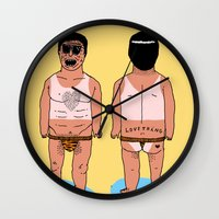SUMMERTIME tips & trends Wall Clock
