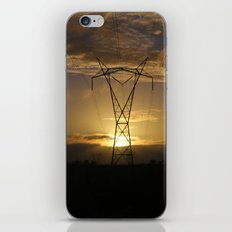 Power and Beauty iPhone & iPod Skin
