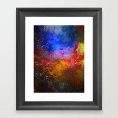 β Pollux Framed Art Print