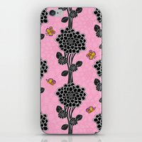 Flowered Tree. In Pink iPhone & iPod Skin