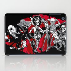 RHPS - gang of six toon party iPad Case
